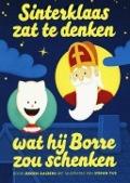 Bekijk details van Sinterklaas zat te denken wat hij Borre zou schenken