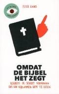 Bekijk details van Omdat de Bijbel het zegt