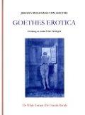 Bekijk details van Goethes erotica