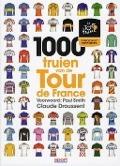 Bekijk details van 1000 truien van de Tour de France