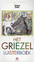 Bekijk details van Het griezelluisterboek