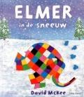 Bekijk details van Elmer in de sneeuw