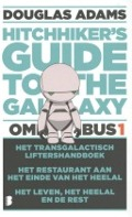 Bekijk details van The hitchhiker's guide to the galaxy