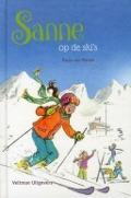 Bekijk details van Sanne op de ski's