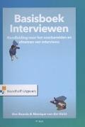 Bekijk details van Basisboek interviewen
