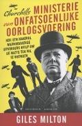 Bekijk details van Churchills ministerie van onfatsoenlijke oorlogsvoering
