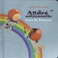 Bekijk details van André het astronautje leert de kleuren