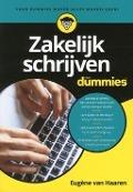 Bekijk details van Zakelijk schrijven voor dummies®