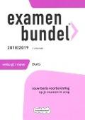 Bekijk details van Examenbundel vmbo gt/mavo Duits; 2018|2019