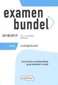 Bekijk details van Examenbundel havo aardrijkskunde; 2018|2019