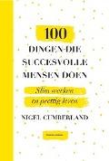 Bekijk details van 100 dingen die succesvolle mensen doen