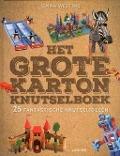 Bekijk details van Het grote karton knutselboek