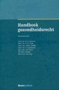 Bekijk details van Handboek gezondheidsrecht