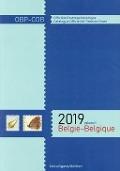 Bekijk details van Officiële Belgische postzegelcatalogus