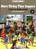 Bekijk details van More string time joggers; Teacher's book