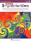 Bekijk details van Easy improvisation; Tenor sax