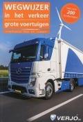 Bekijk details van Wegwijzer in het verkeer grote voertuigen