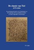 Bekijk details van De classis van Tiel, 1579-1816