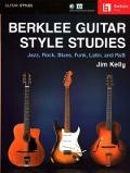 Bekijk details van Berklee guitar style studies