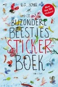 Bekijk details van Het bijzondere beestjes stickerboek