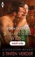 Bekijk details van Schaamteloze wens: historische roman