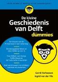 Bekijk details van De kleine geschiedenis van Delft voor dummies®