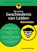 Bekijk details van De kleine geschiedenis van Leiden voor dummies