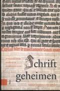 Bekijk details van Schriftgeheimen