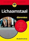 Bekijk details van Lichaamstaal voor dummies