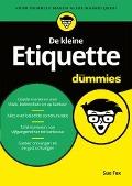 Bekijk details van De kleine etiquette voor dummies