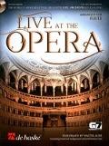 Bekijk details van Live at the opera; Flute