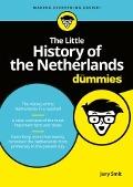 Bekijk details van The little history of the Netherlands for dummies®