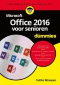 Bekijk details van Microsoft Office 2016 voor senioren voor dummies®