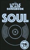 Bekijk details van The little black songbook of soul