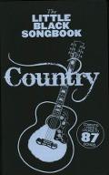 Bekijk details van The little black songbook of country