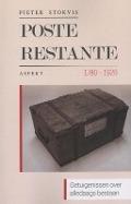 Bekijk details van Poste restante, 1780-1920