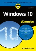 Bekijk details van Windows 10 voor dummies