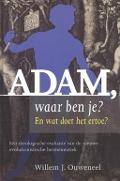 Bekijk details van Adam, waar ben je?