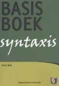 Bekijk details van Basisboek syntaxis