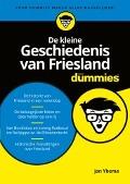 Bekijk details van De kleine geschiedenis van Friesland voor dummies®