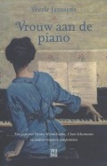 Bekijk details van Vrouw aan de piano