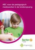 Bekijk details van ABC voor de pedagogisch medewerker in de kinderopvang