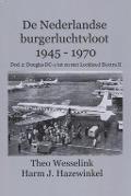 Bekijk details van De Nederlandse burgerluchtvloot 1945-1970; Deel 2