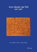 Bekijk details van Acta classis van Tiel 1667-1687