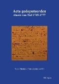 Bekijk details van Acta gedeputeerden classis van Tiel 1745-1777