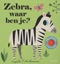 Bekijk details van Zebra, waar ben je?