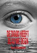 Bekijk details van De dood heeft blauwe ogen