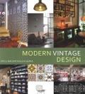 Bekijk details van Modern vintage design