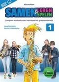 Bekijk details van Samen leren samenspelen; Altsaxofoon