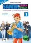 Bekijk details van Samen leren samenspelen; Trompet/Cornet/Bugel